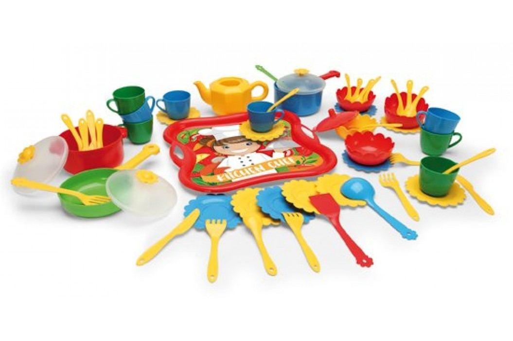 WADER Kuchyňský set nádobí 59 ks