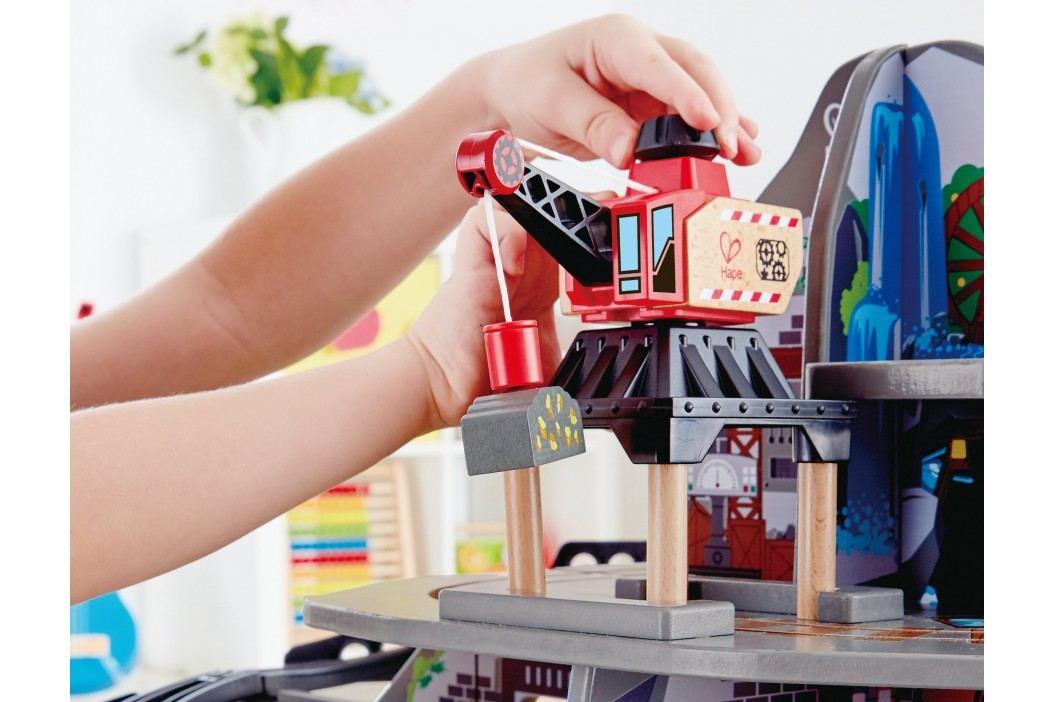 Hape Toys Vláčkodráha velká