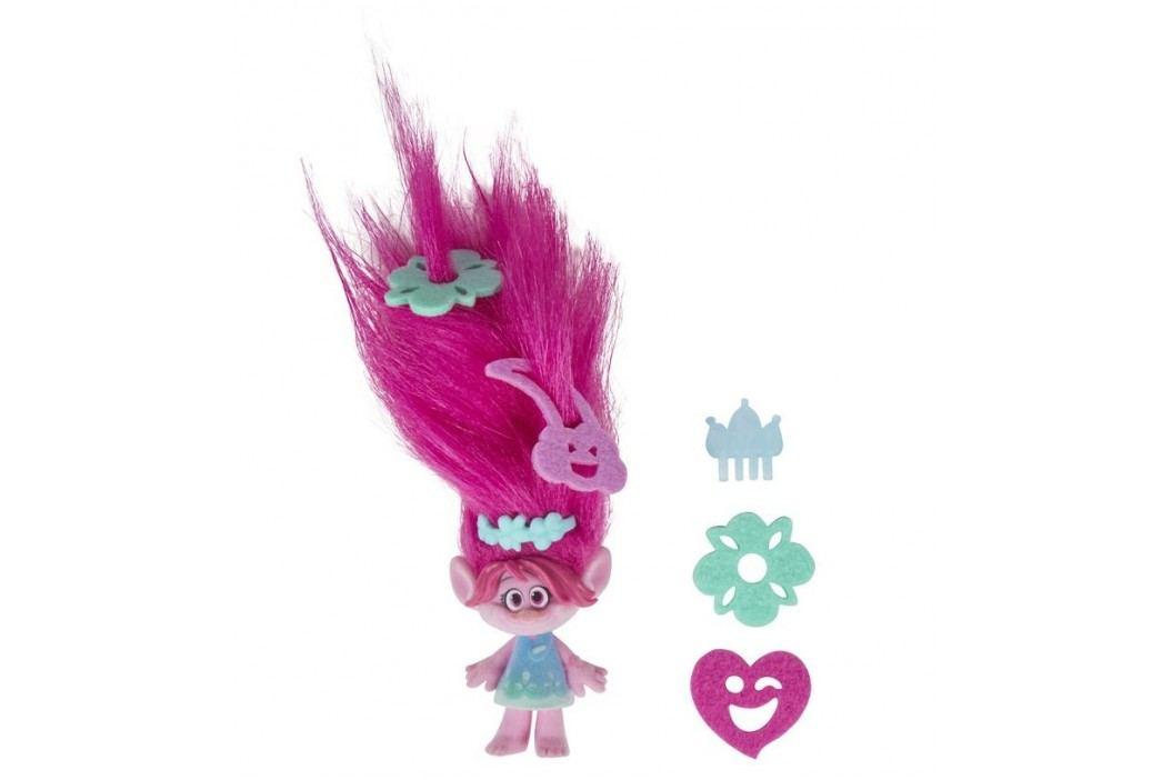 Hasbro Trolls Postavička s extra dlouhými vlasy - Poppy