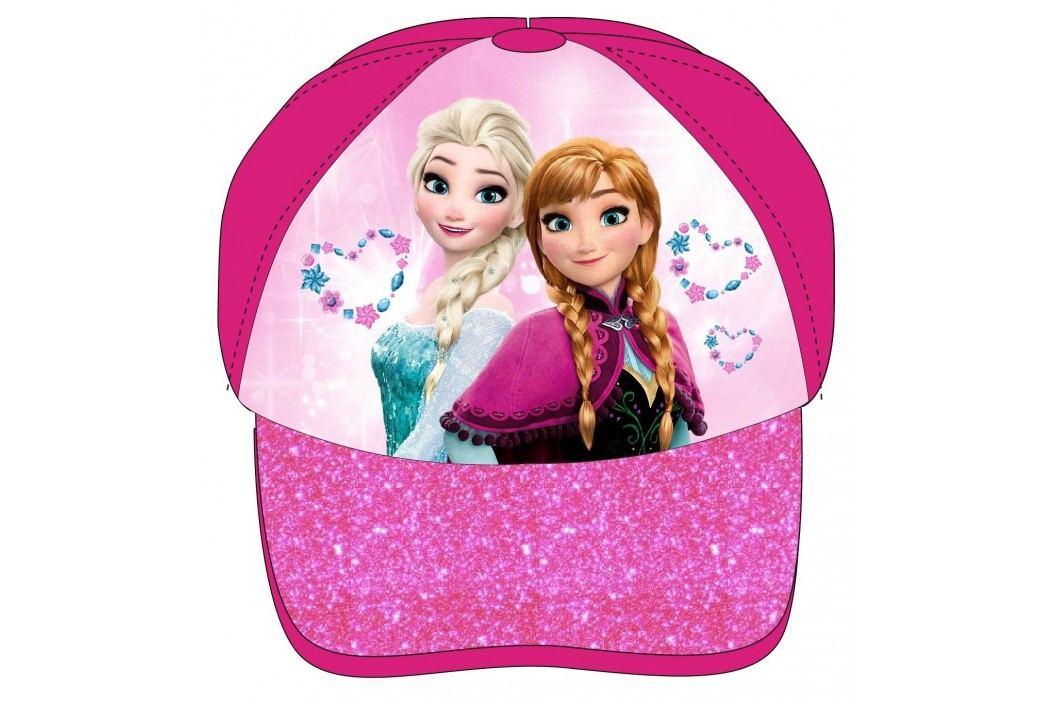 E plus M Dívčí kšiltovka Frozen - fialová