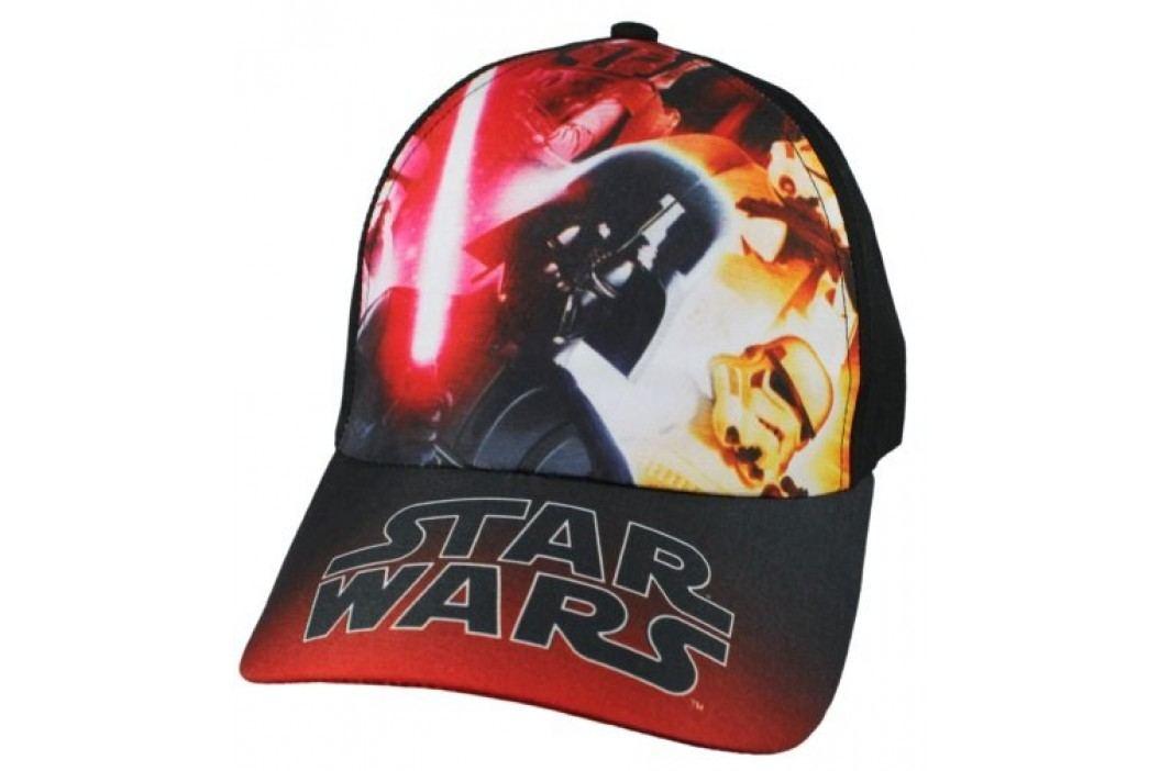 E plus M Chlapecká kšiltovka Star Wars - černá