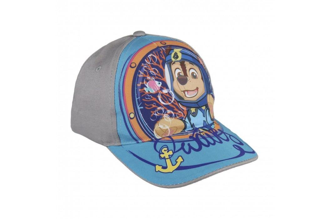 Disney Brand Chlapecká kšiltovka Paw Patrol - šedá