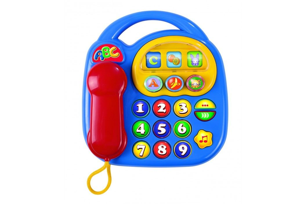 Simba Baby telefon, na baterie, 20x20 cm