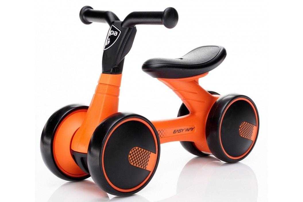 ZOPA Odrážedlo Easy-Way oranžové
