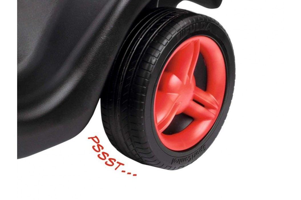 BIG Odstrkovadlo Bobby Car Classic Fulda černé