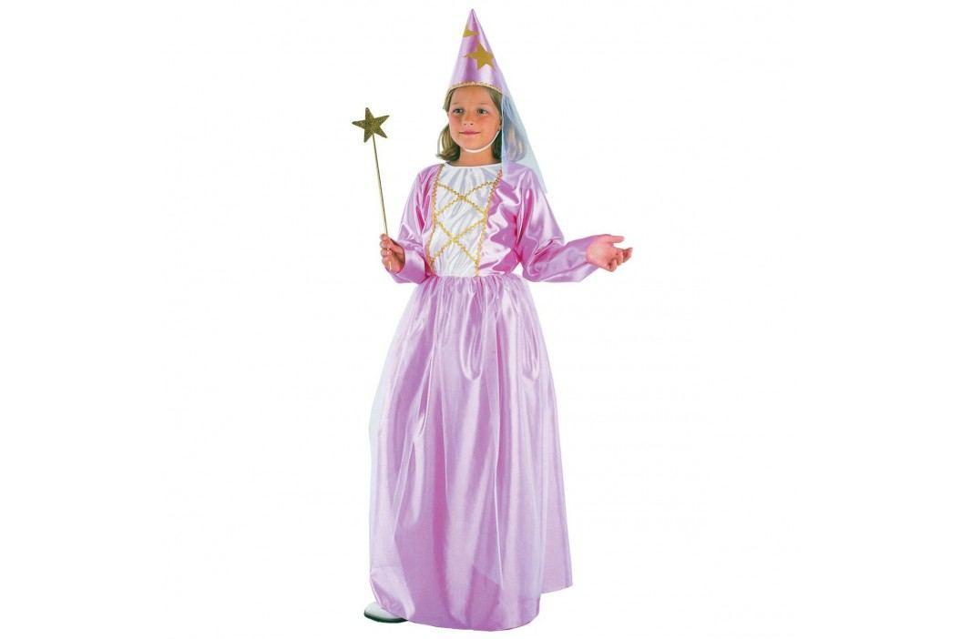 MaDe Šaty na karneval - Víla, 120-130 cm
