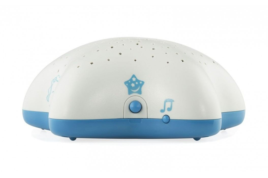 Pabobo Musical Star Projector-baterie-Blue Lion
