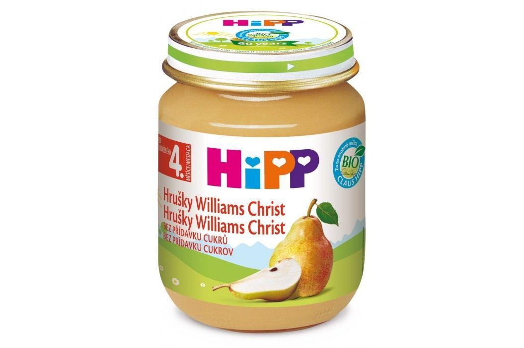 HiPP BIO Hrušky Williams-Christ 6x125g