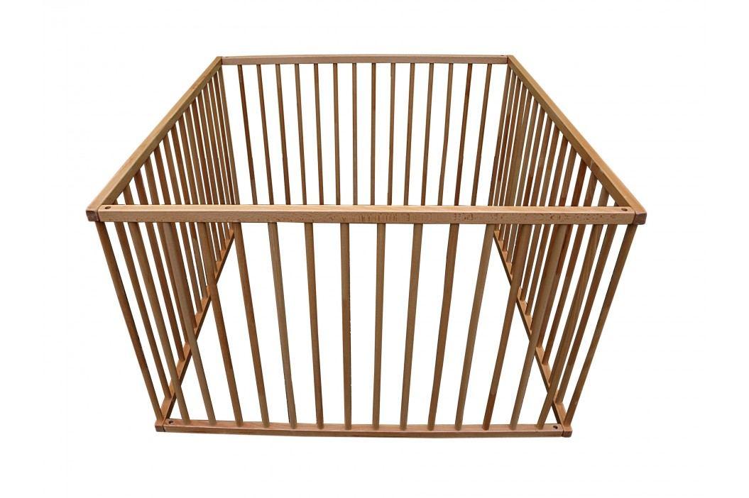 Cosing Dětská dřevěná ohrádka, 100x100 cm