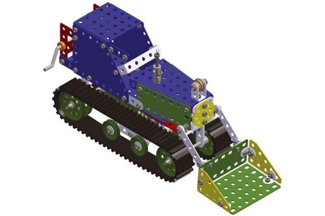 Merkur Stavebnice 7 100 modelů - 1124 ks, 4 vrstvy