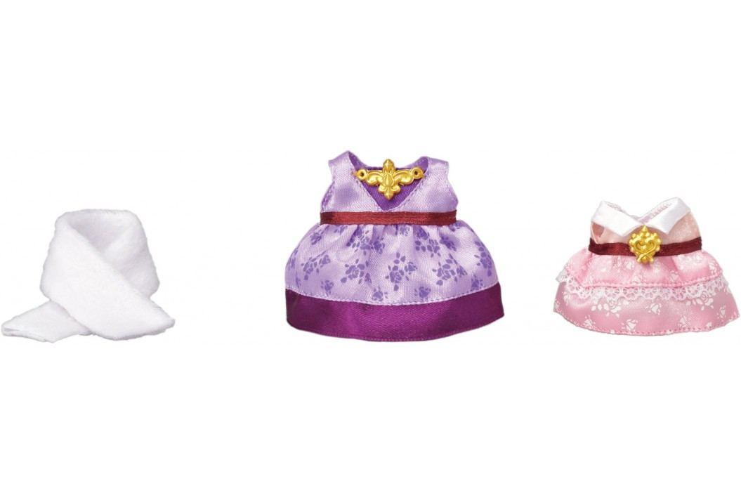 Sylvanian Families Město - sada oblečků (fialovo-růžová)