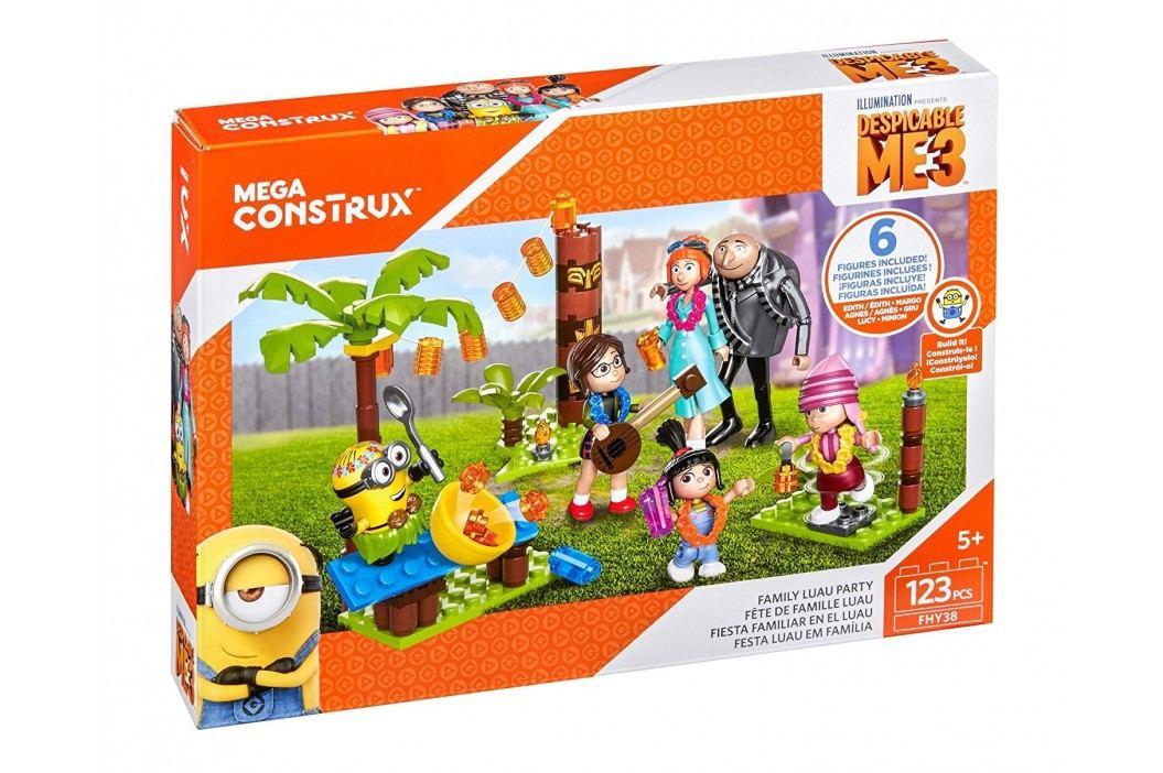 Mega Bloks Mimoňovbé Luau hrací set