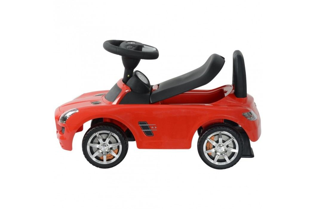 Buddy Toys Odstrkovadlo Mercedes BPC 5111 RED