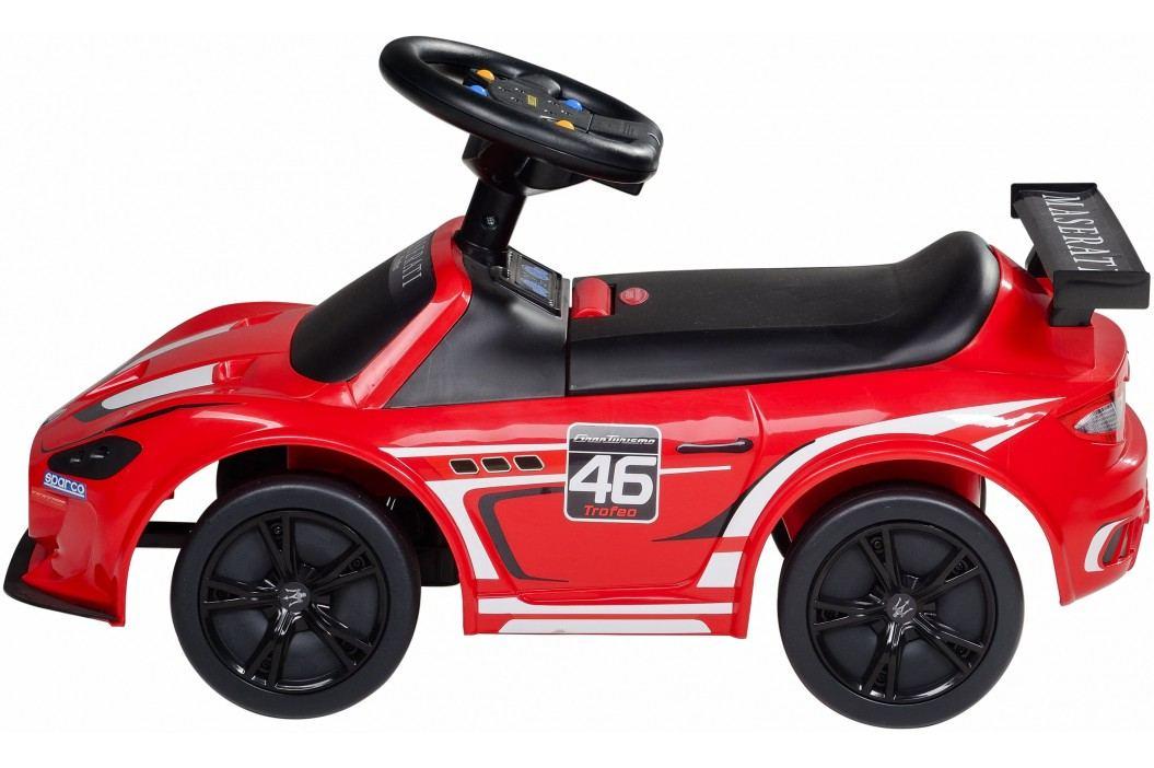 Buddy Toys Odrážedlo Maserati Trofeo BPC 5130