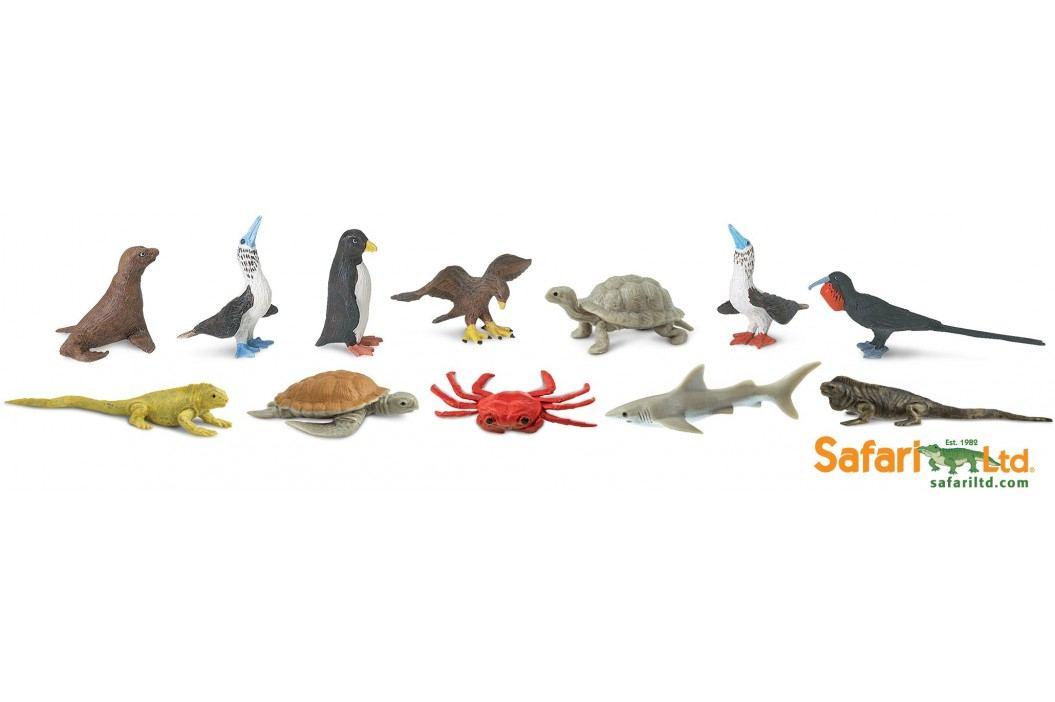Safari LTD Tuba - Zvířata z Galapág