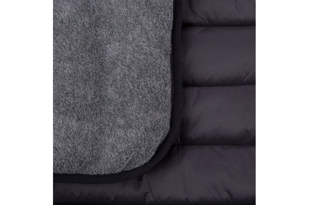 CuddleCo Fusak do kočárku Comfi-Snug 2v1, Black