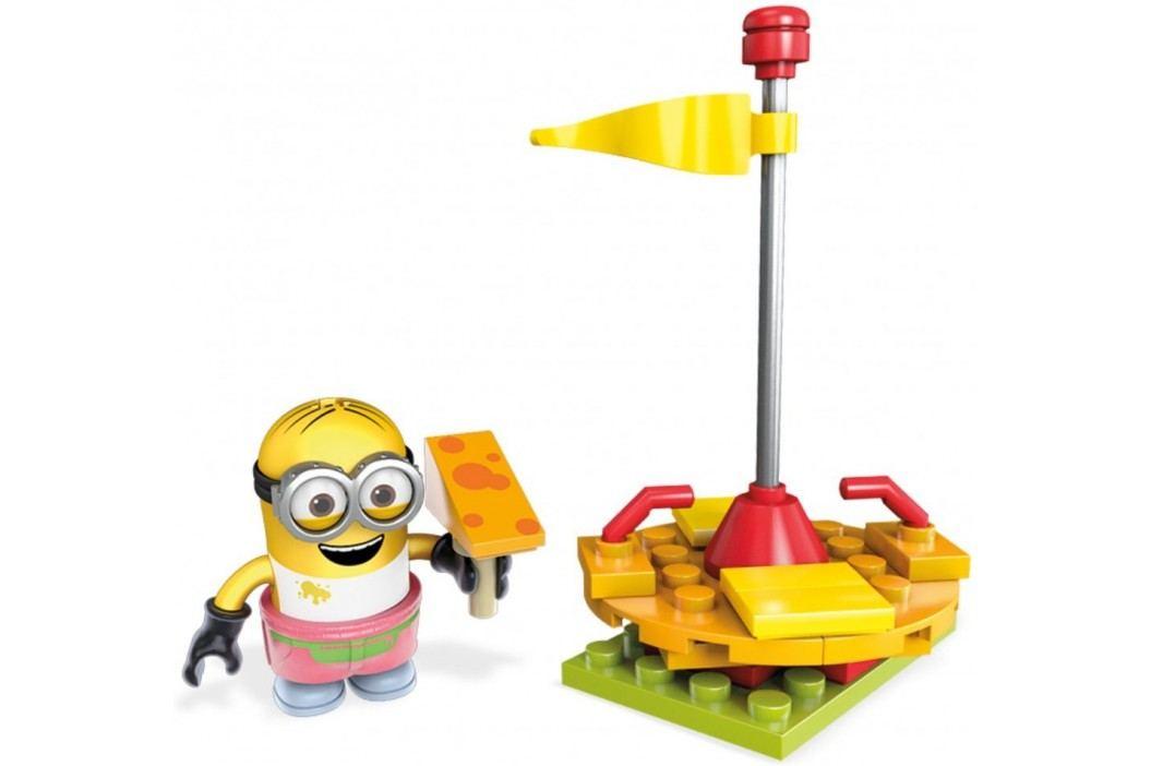 Mega Bloks Mimoňové sýrový kolotoč