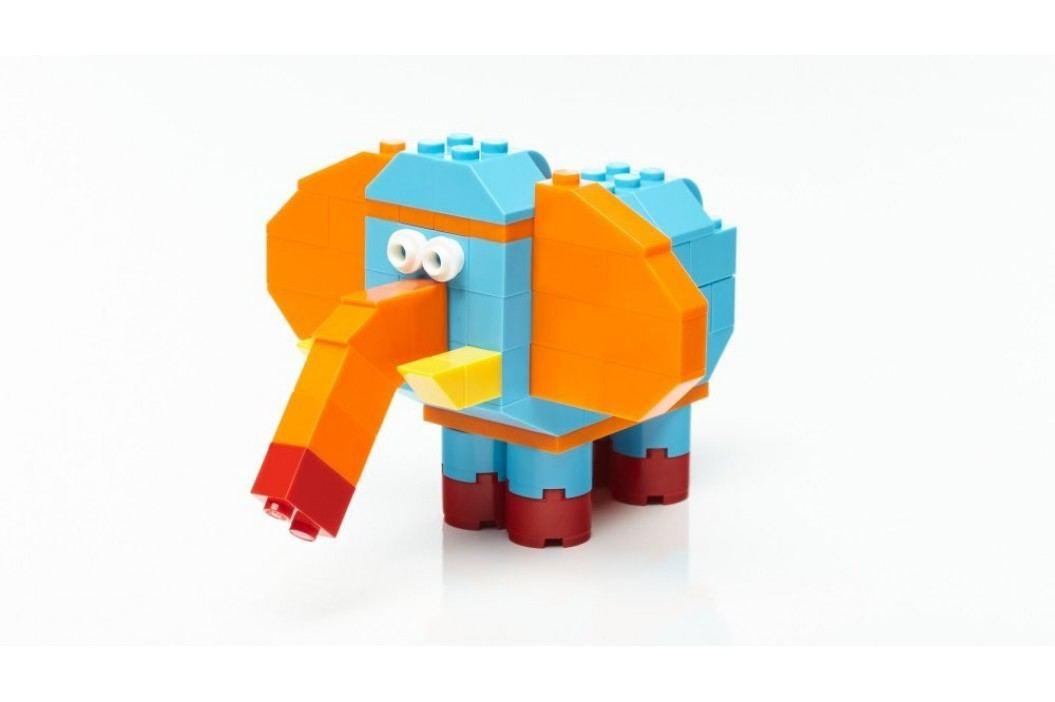 Mega Bloks Mega Construx velký box kostek Vibrant