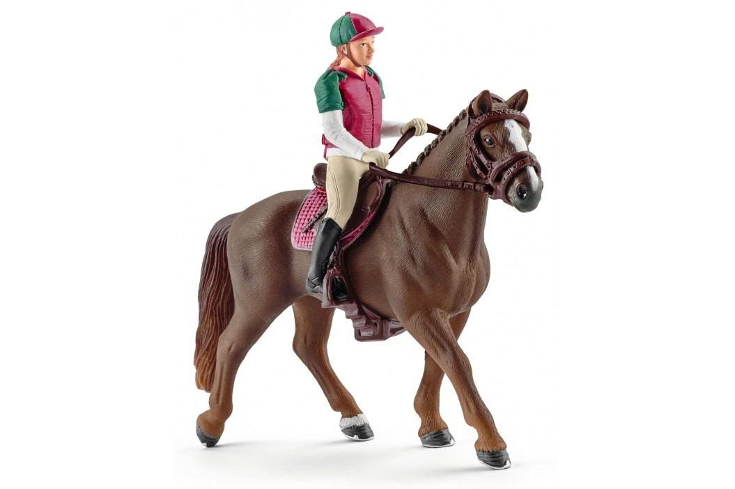 Schleich Kůň s jezdcem