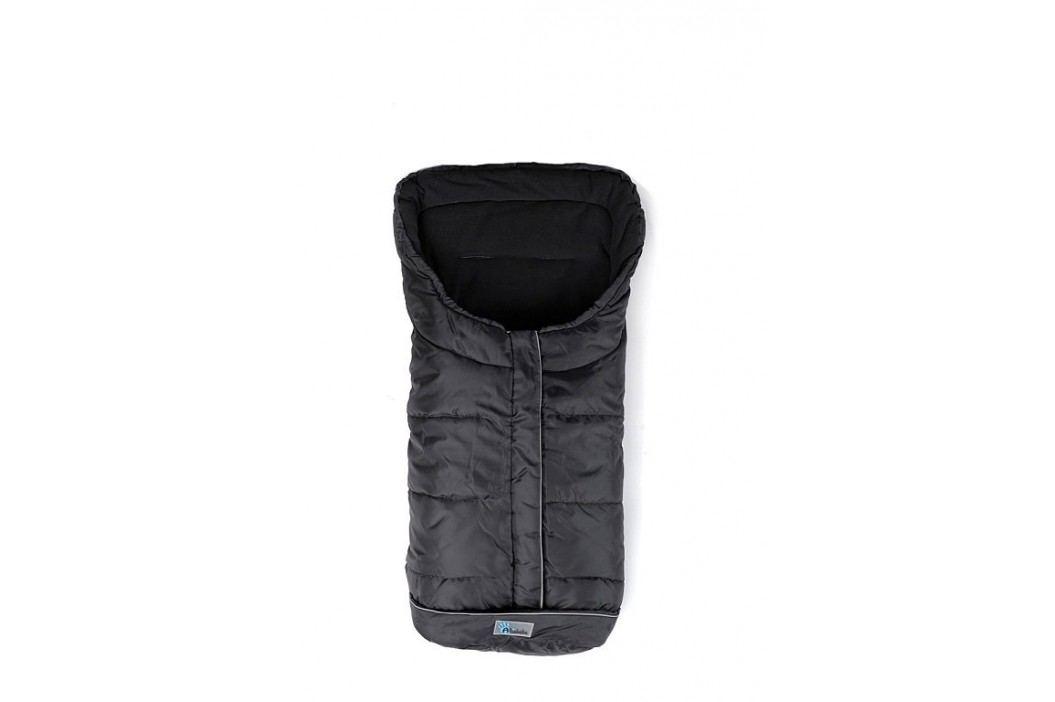 Altabebe Fusak zimní Easy Lux, černo - černá