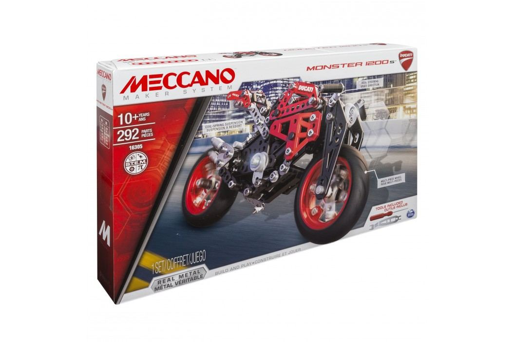 Meccano Motorka