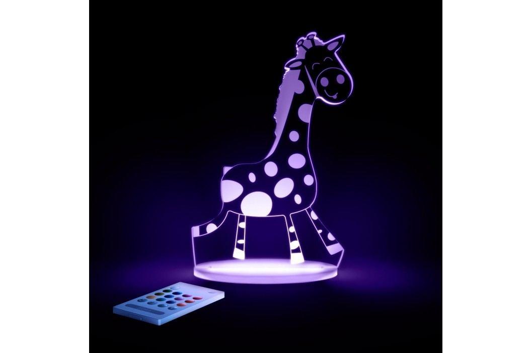 Aloka Noční světýlko Žirafa + ovladač pro volbu barev