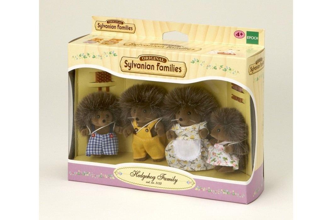Sylvanian Families Rodina ježků