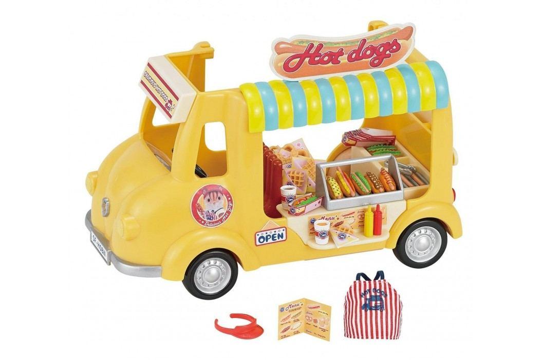 Sylvanian Families Pojízdný obchod s Hot dogy