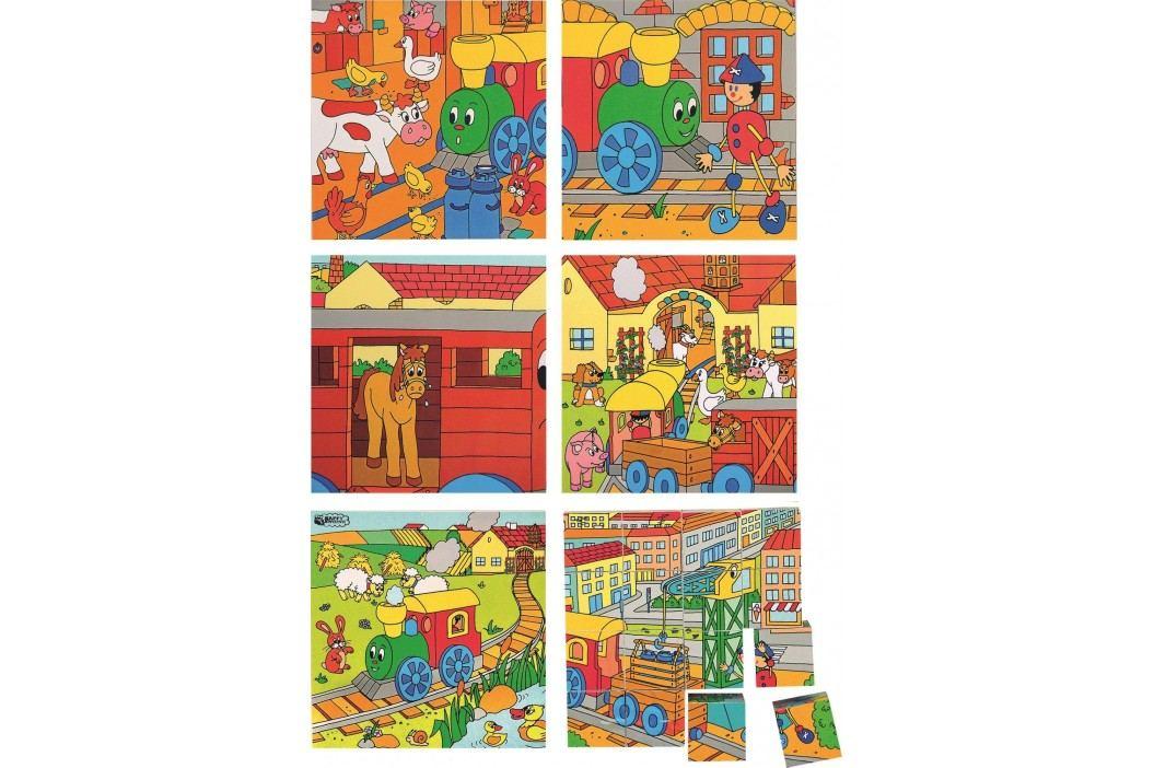 WOODY Kubus 4x4 - Mašinka