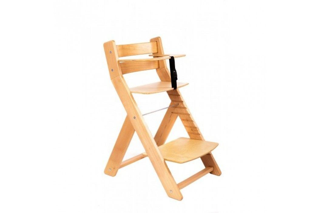WOOD PARTNER Rostoucí židle UNIZE - natur lak