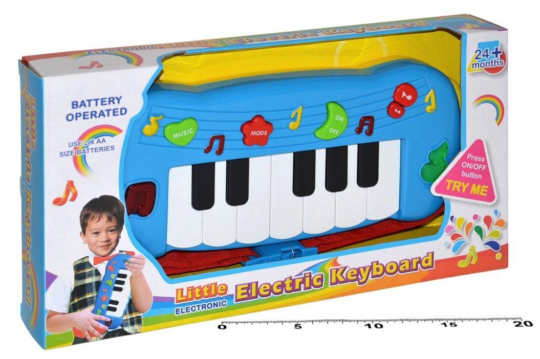 Wiky Veselé klávesy
