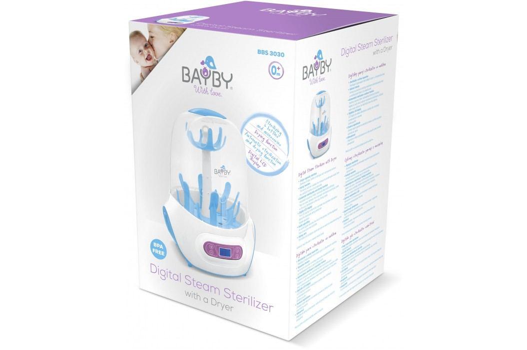 Bayby BBS 3030 Sterilizátor se sušičkou
