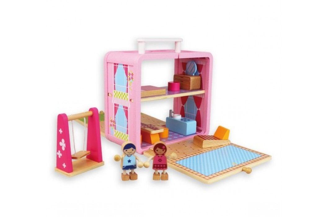 Edukalu Domeček pro panenky