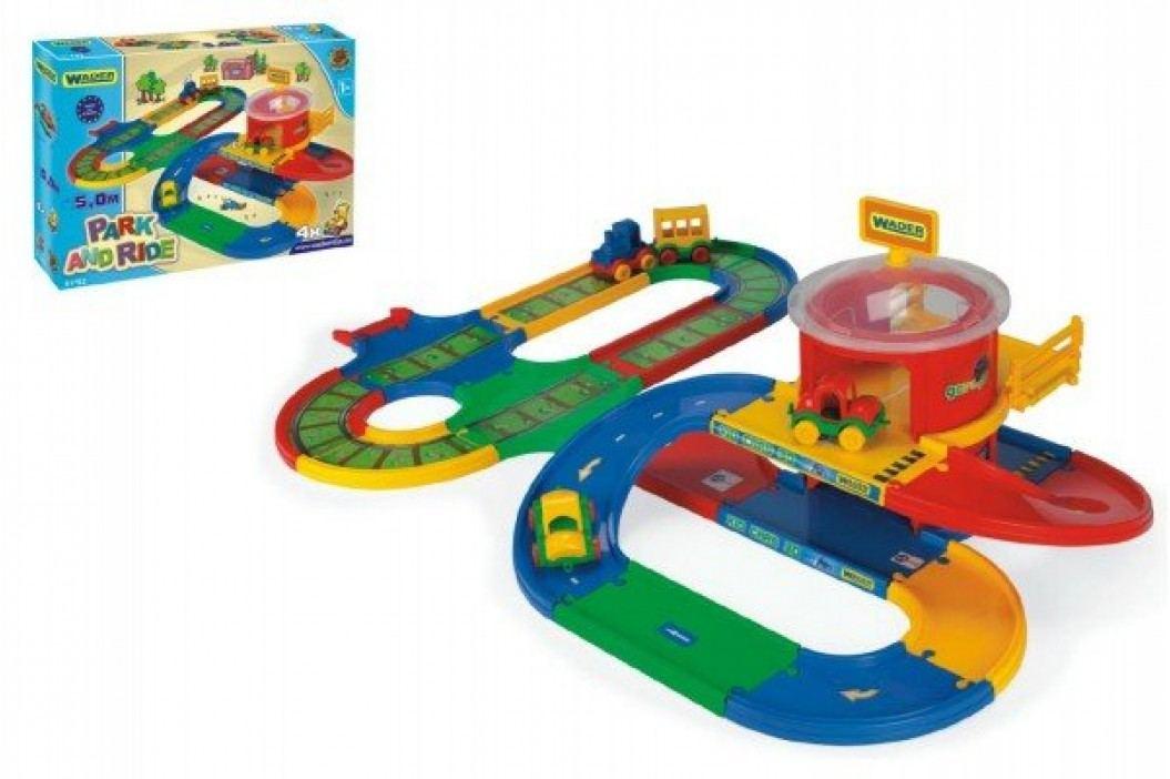 WADER Kid Cars přestupní stanice 5m