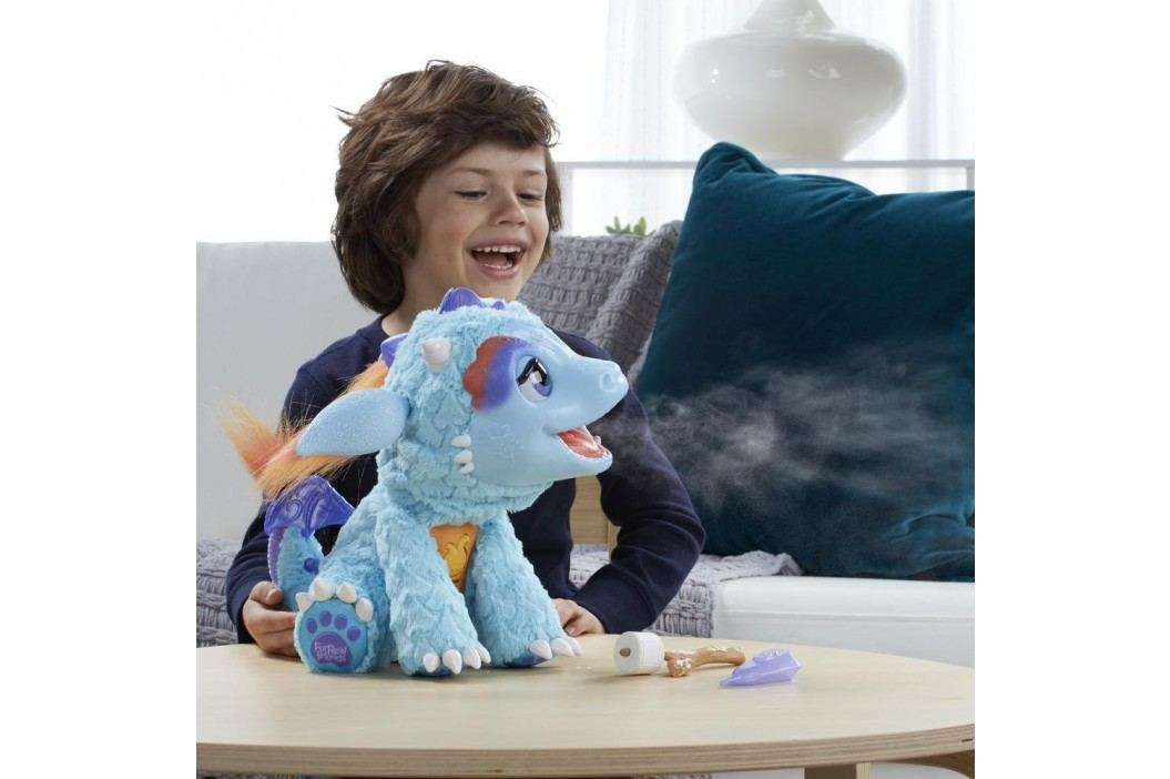 Hasbro Dráček Fur Real Friends Torch Plamínek