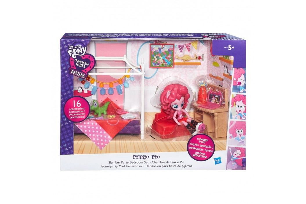 My Little Pony Hrací set - pokojíček
