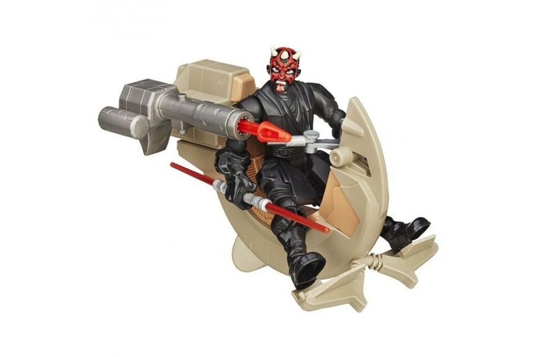 Hasbro Star Wars Hero mashers Speeders