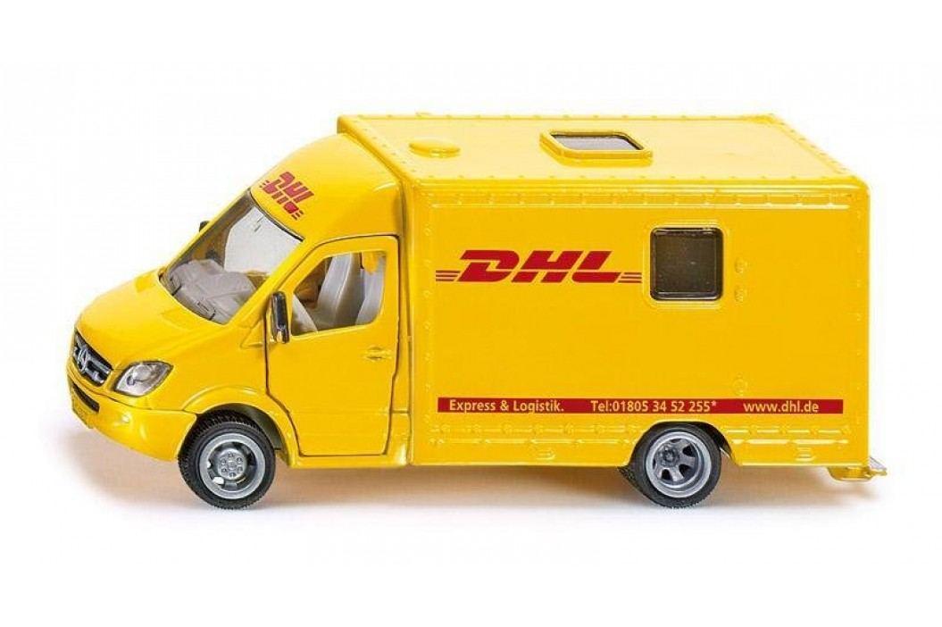 SIKU Super - Poštovní dodávka DHL 1:50