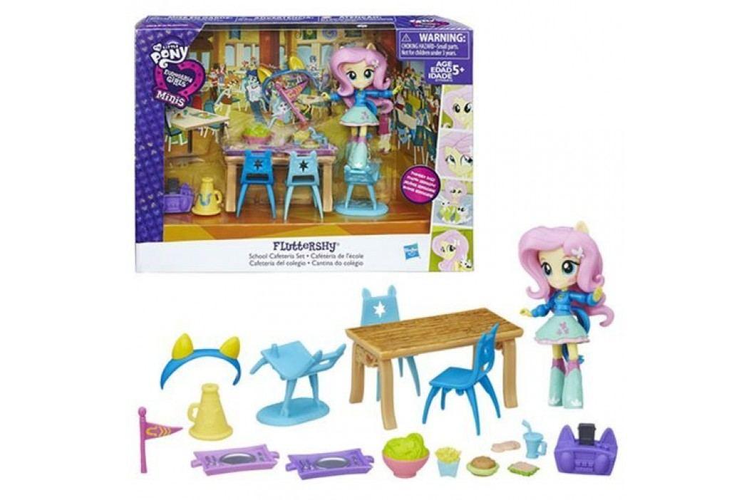 My Little Pony Tematický hrací set Equestria girls - Fluttershy