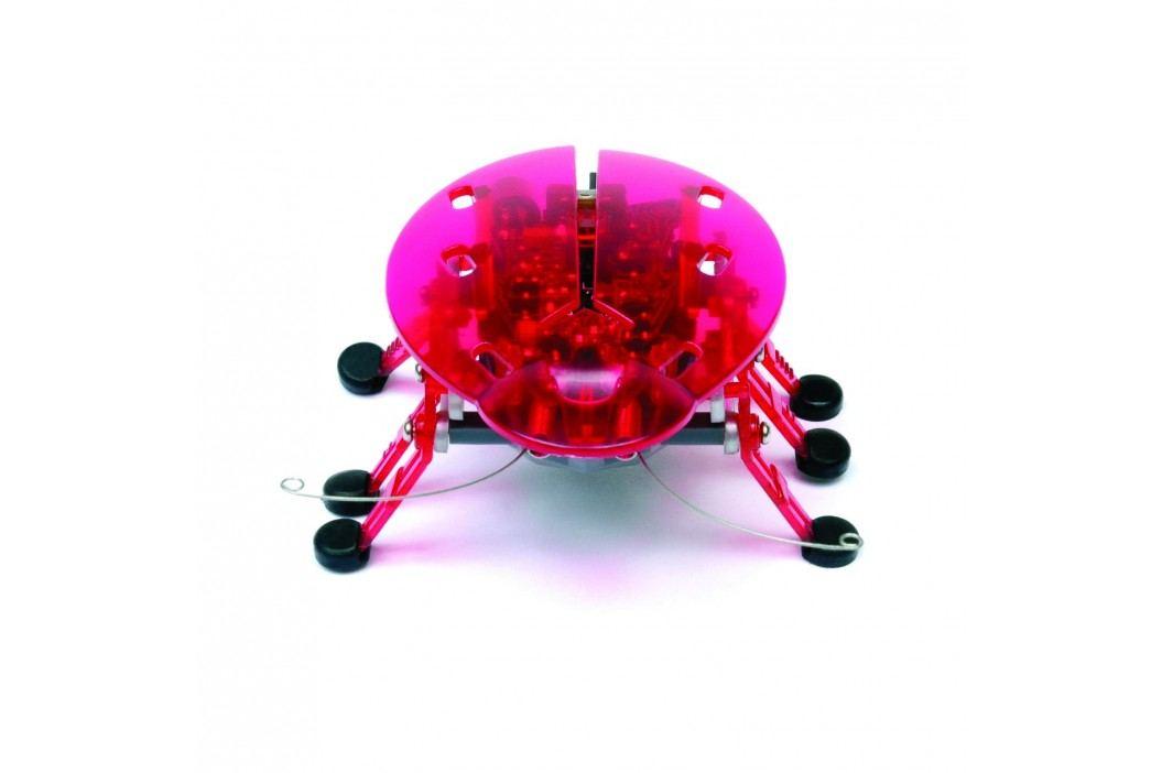 Hexbug Spiders Ploštice růžová