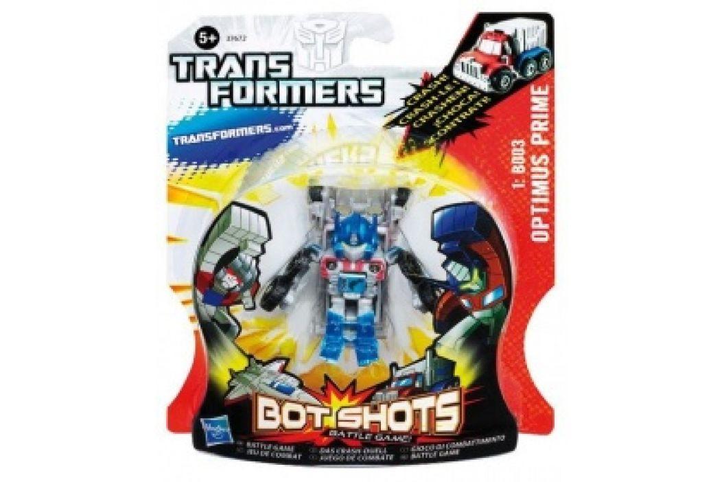 Hasbro Transformers - Sběratelská kolekce transformerů - transformace při nárazu