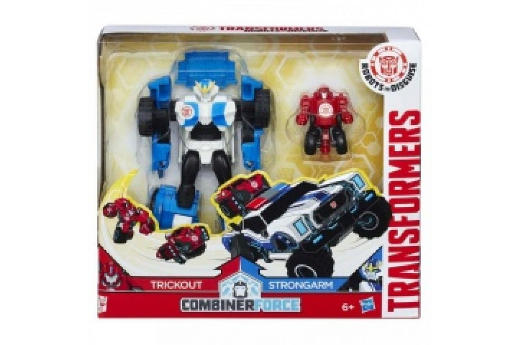 Hasbro Transformers RID Kombinátor set