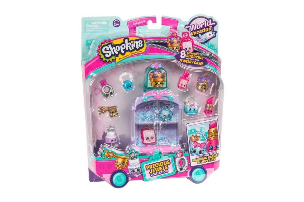 ADC Blackfire Shopkins S8- Themed pack (1/6)