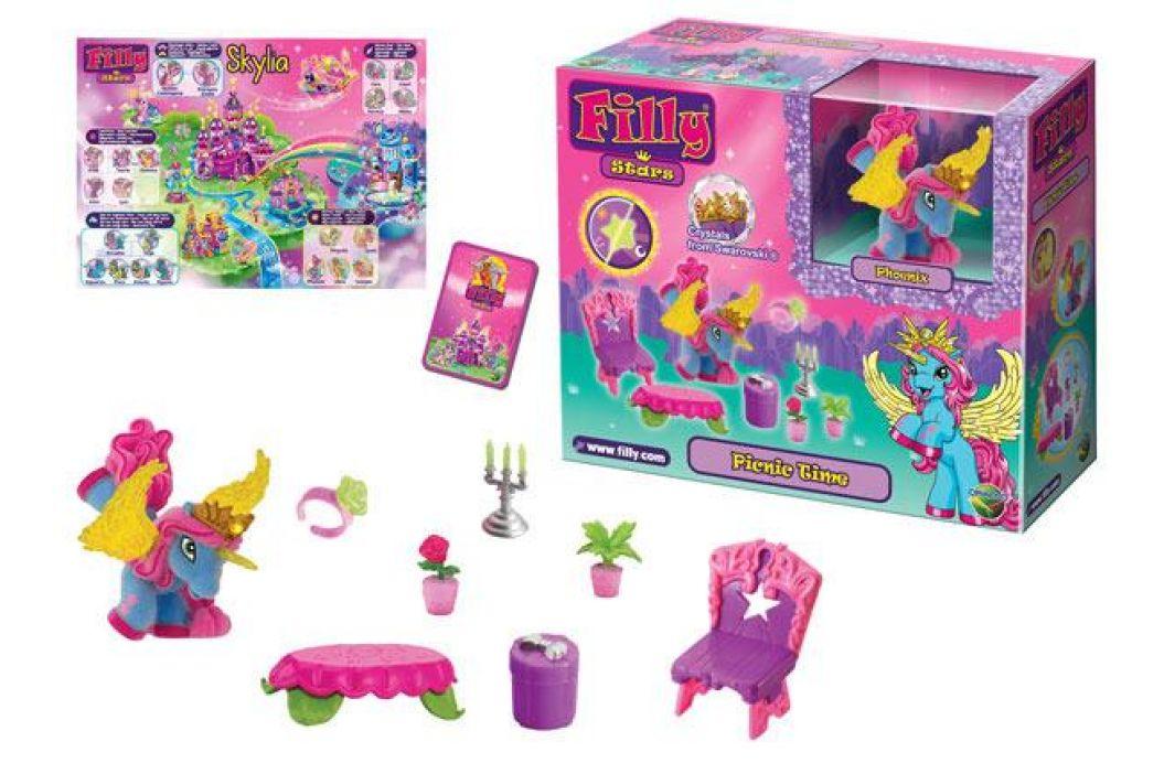 EPline Ep Line Filly Stars Glitter hrací sada Birthday Fun