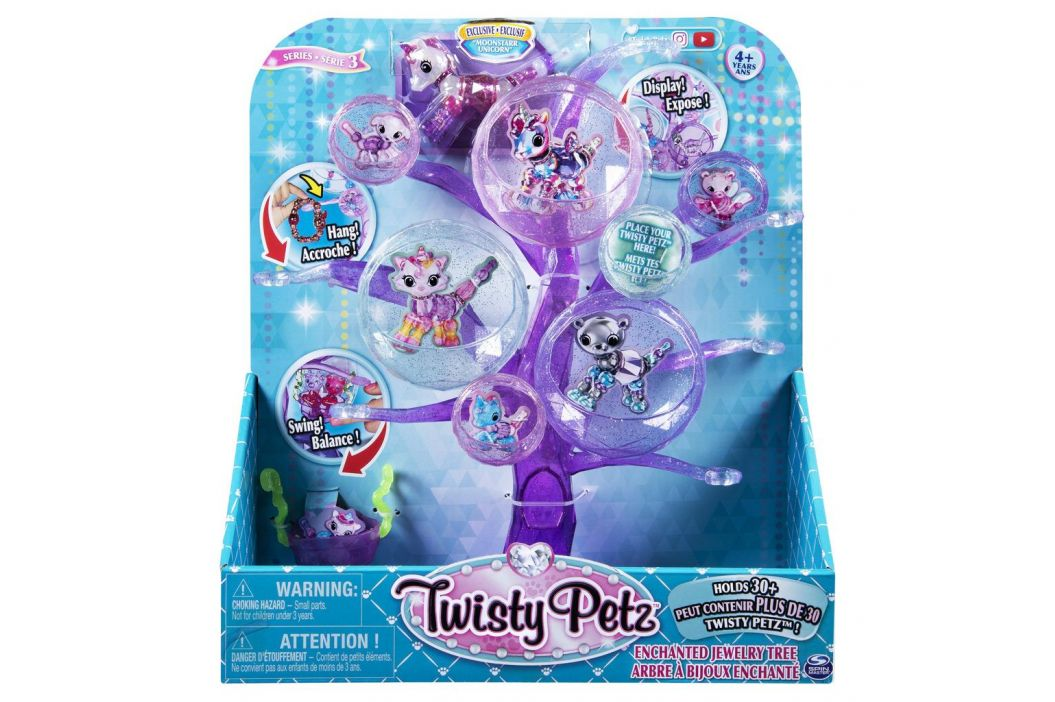 Alltoys Twisty petz výstavka pro zvířátka