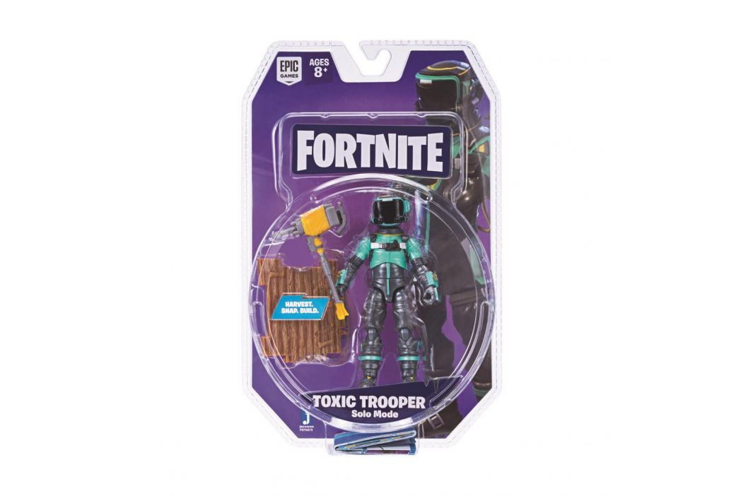EPline Figurka Fortnite série 2 Toxic Trooper