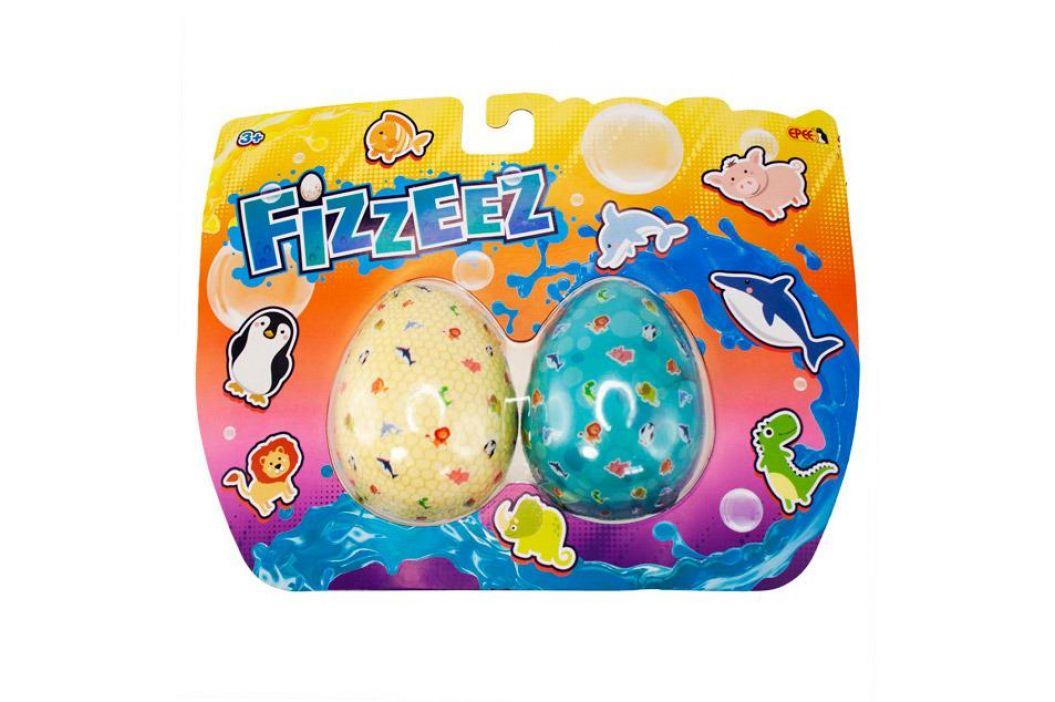 Alltoys Fizzeez - Šumivá vajíčka s překvapením, 2 pack