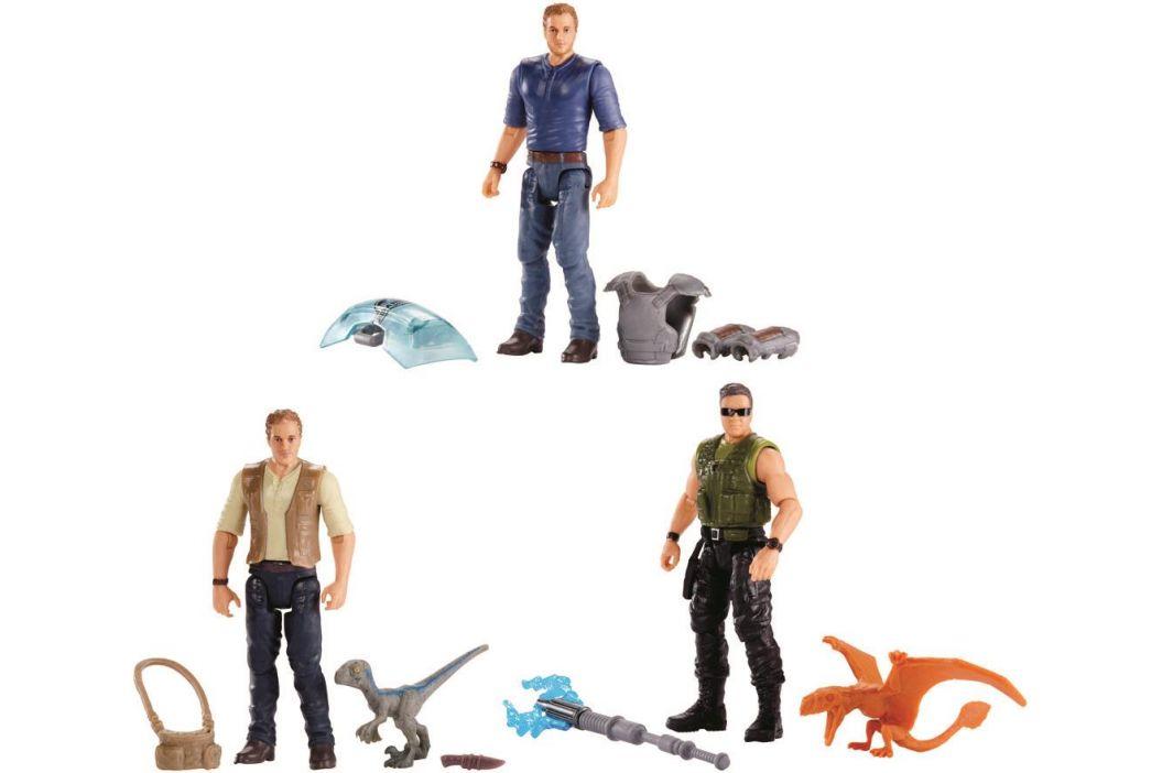 Mattel Mattel Jurský svět Základní DINOSAUR TRAINER OWEN