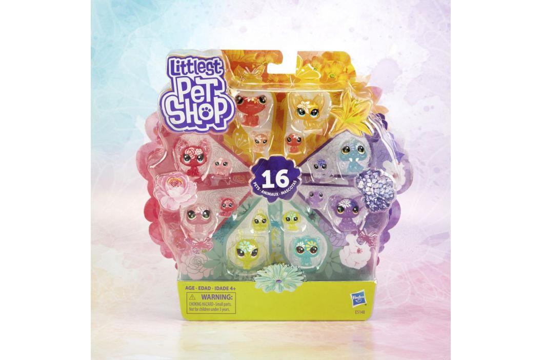 Littlest Pet Shop Hasbro Littlest Pet Shop Velké balení květinových zvířátek