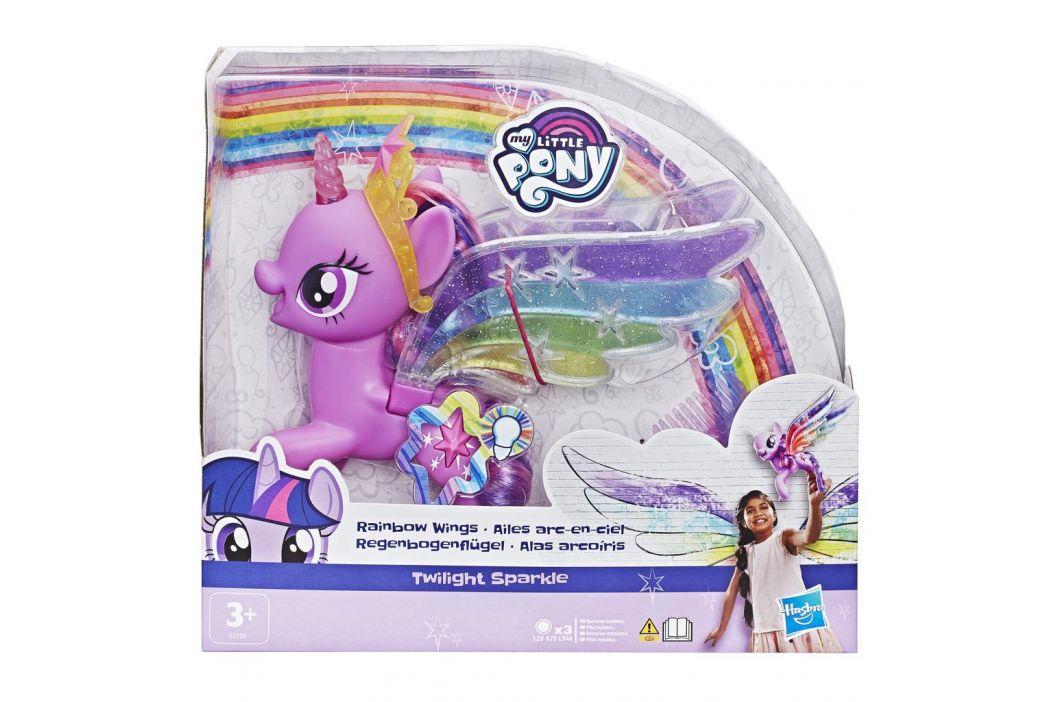 My Little Pony Hasbro My Little Pony Twilight Sparkle s duhovými křídly